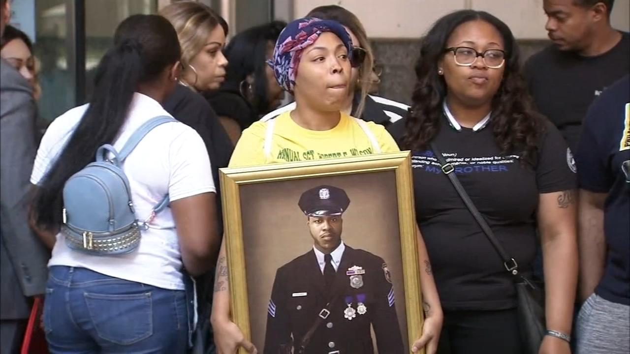 Family expresses outrage after accused cop killers take plea deal