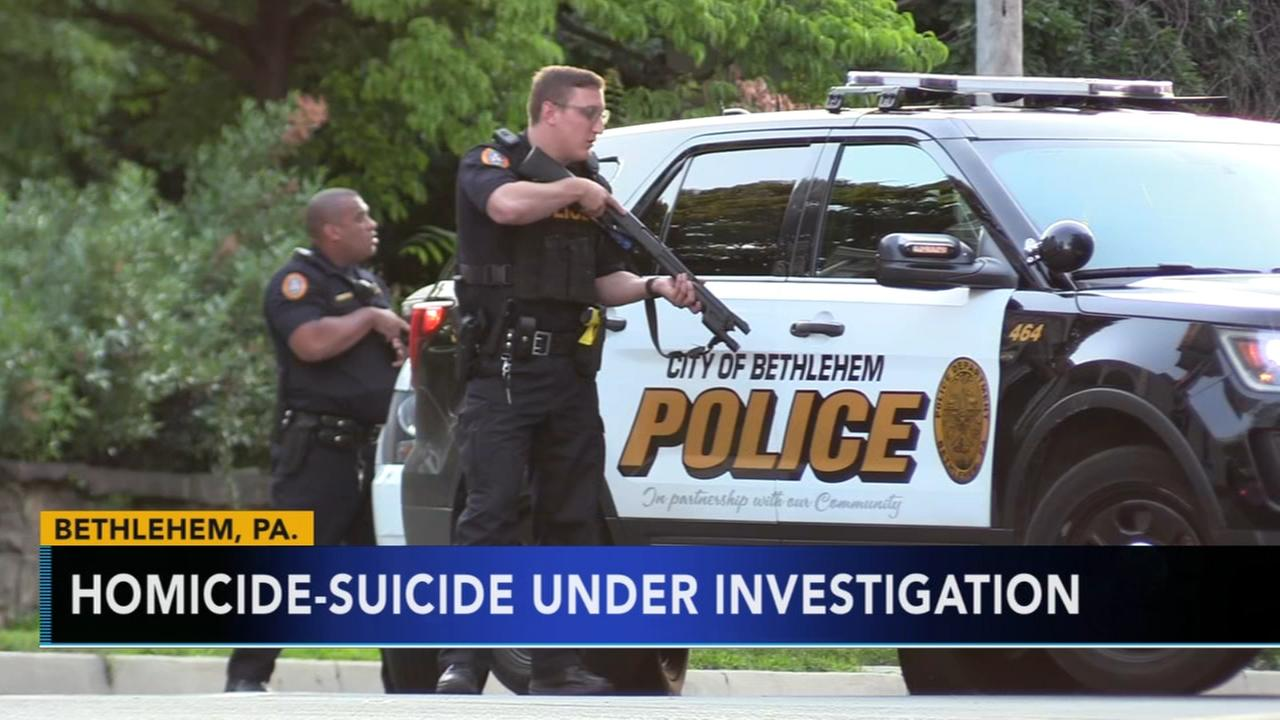 Bethlehem homicide-suicide incident under investigation