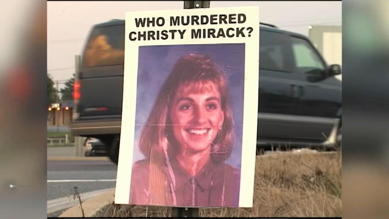 Cold case murder arrest using ancestrial DNA in Lancaster County