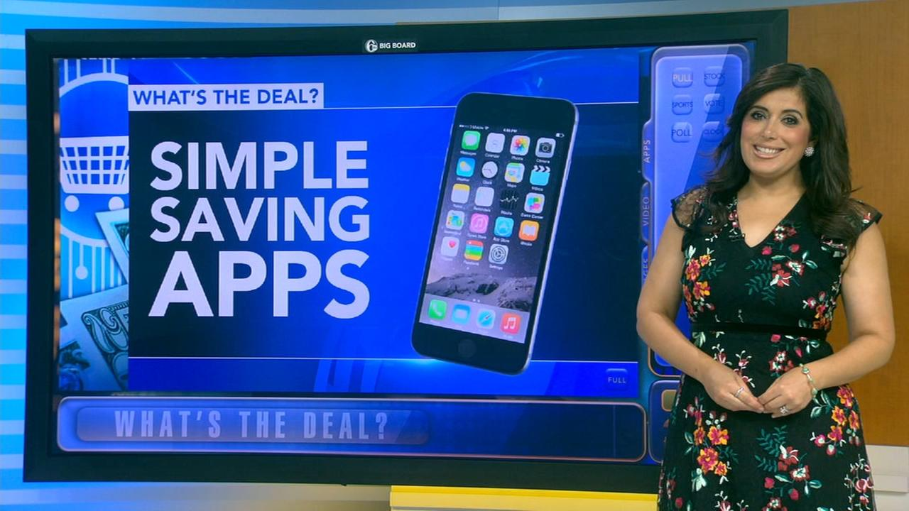 Whats the Deal: Simple saving apps
