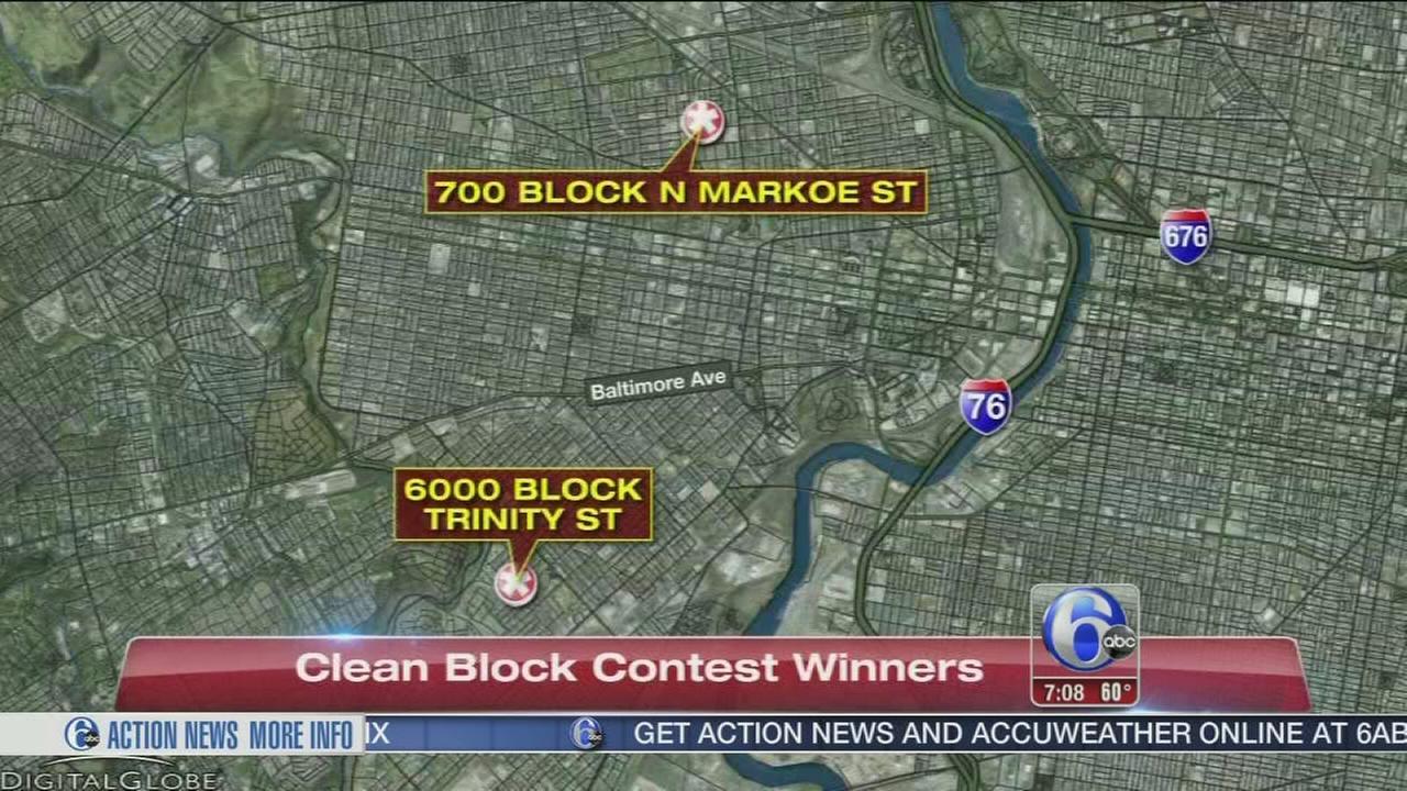 VIDEO: Clean Block Contest