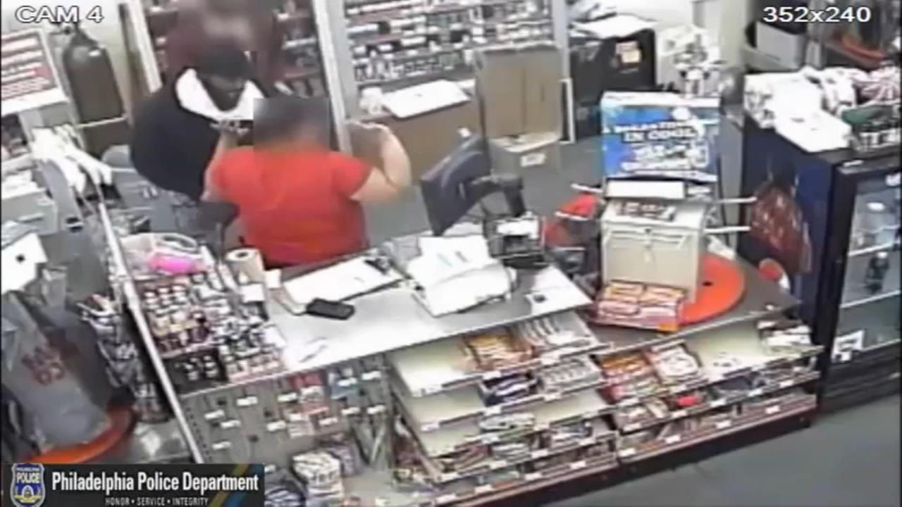 Gunman sought in Family Dollar robbery in Hunting Park