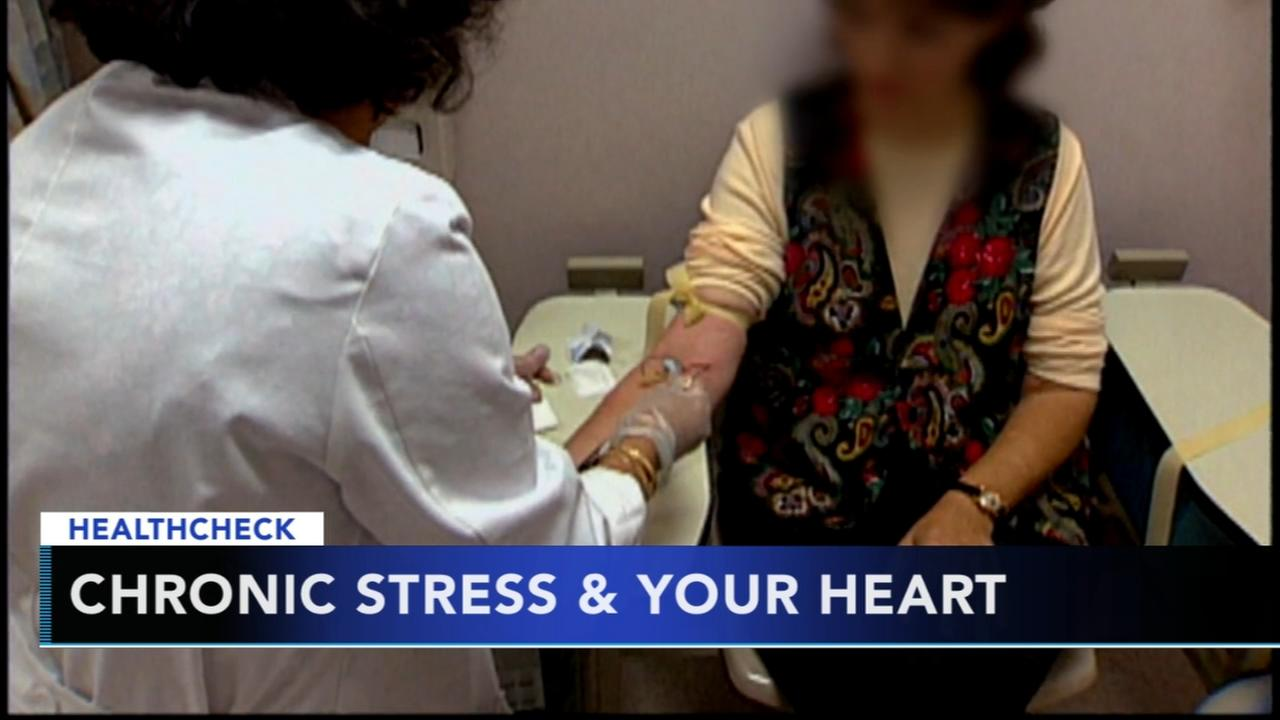 Study: Chronic stress can be especially dangerous for diabetics