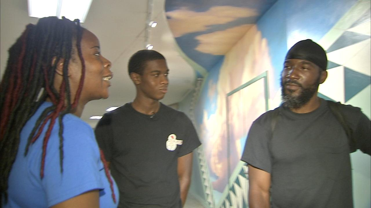 Teens good deed gives homeless man a second chance