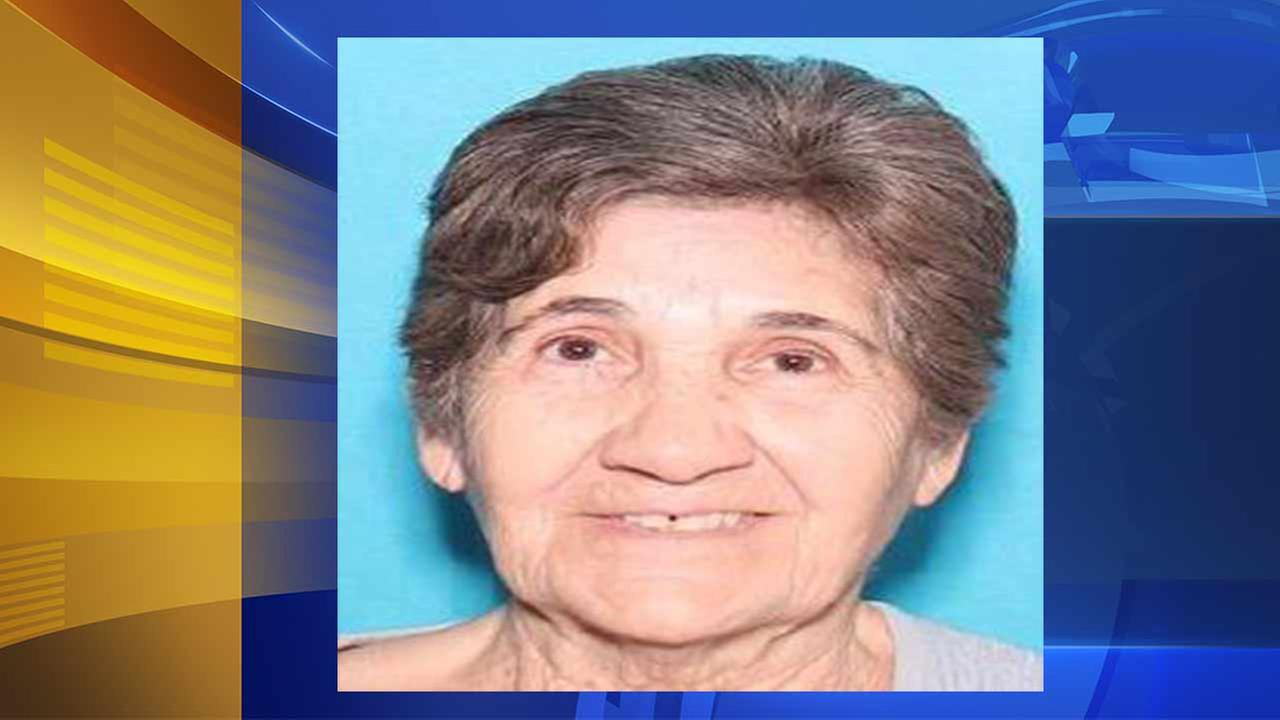 Philadelphia police are searching for 85-year-old Menina Rizzo.