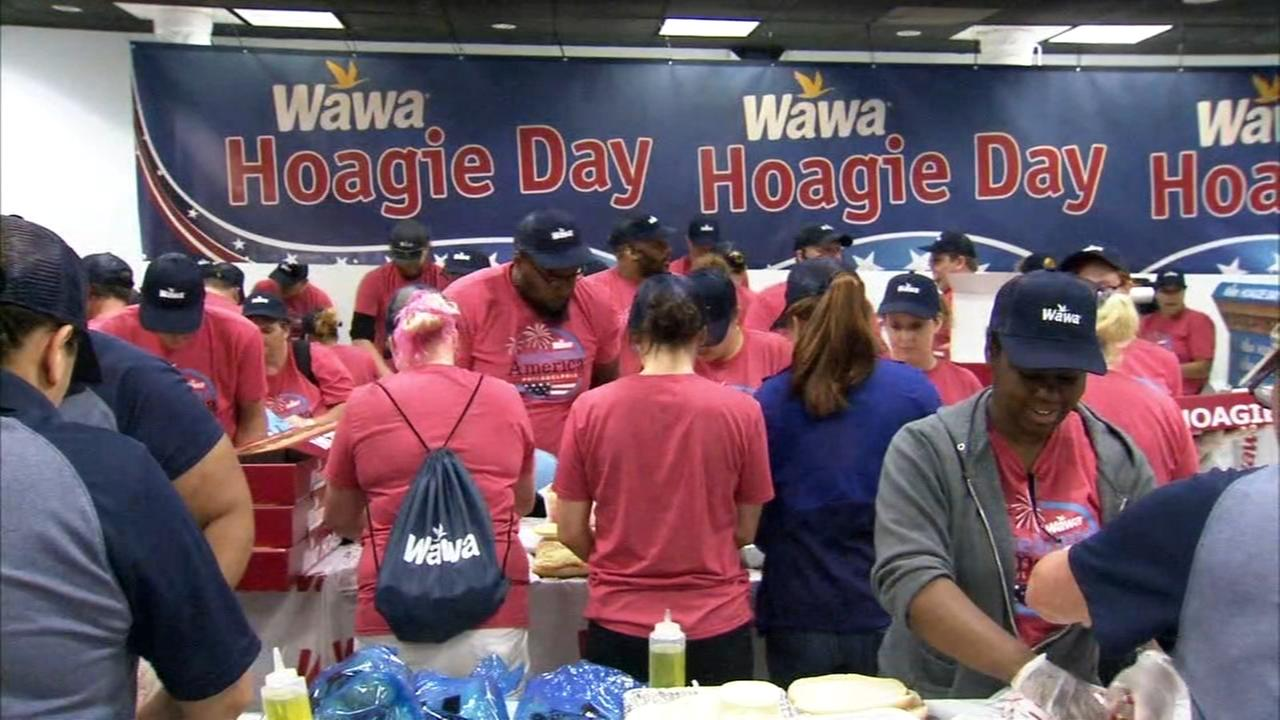Wawa celebrates 26th annual Hoagie Day
