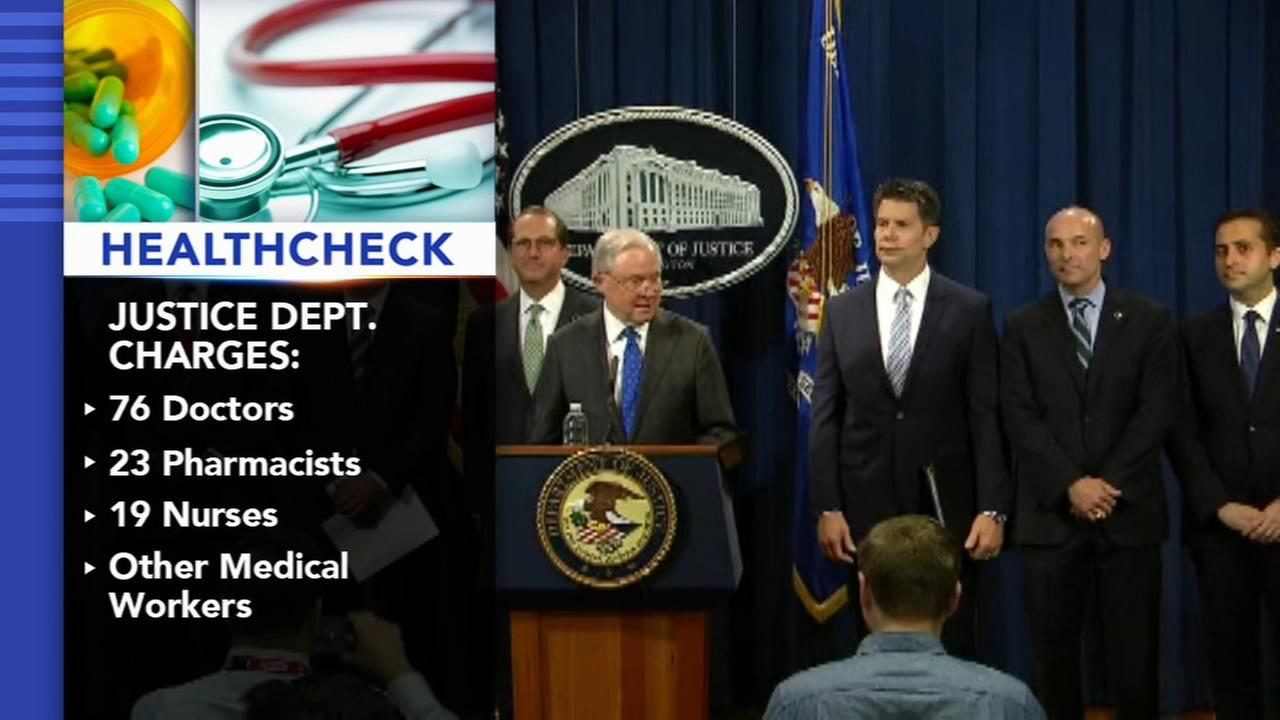 Jeff Sessions announces largest healthcare fraud takedown in US history
