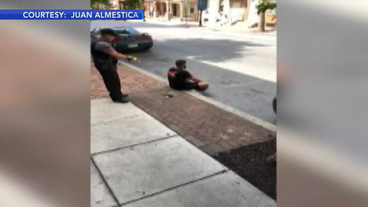 Lancaster police tasing incident under investigation