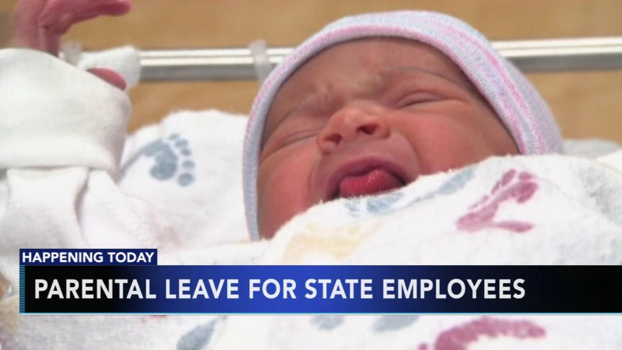 Delaware state employees to receive 12 weeks paid parental leave