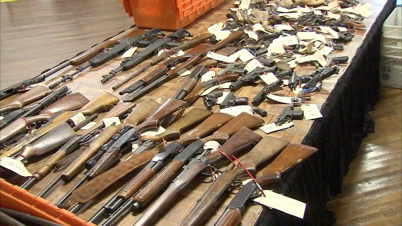 Gun buyback a success in Cobbs Creek