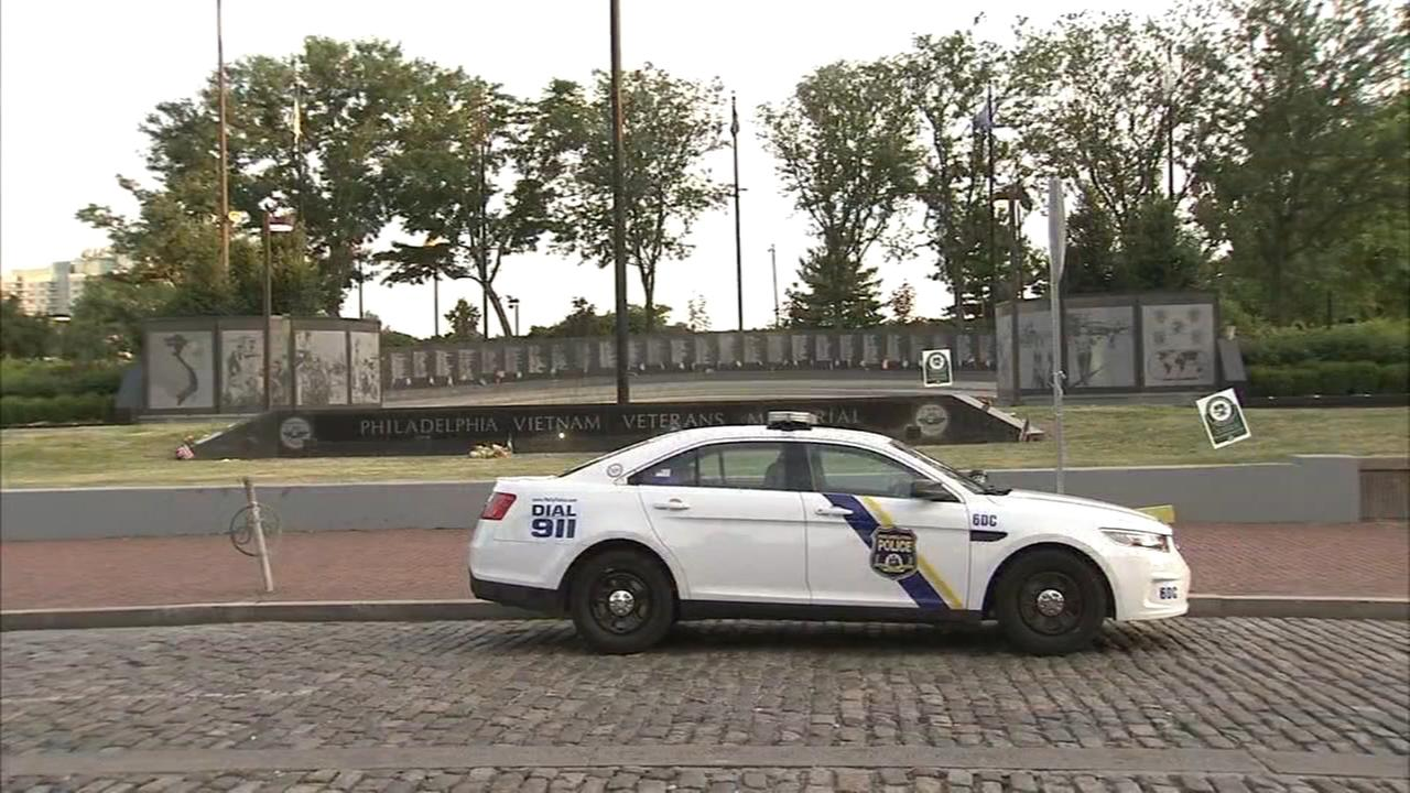 Body found at Vietnam Veterans Memorial