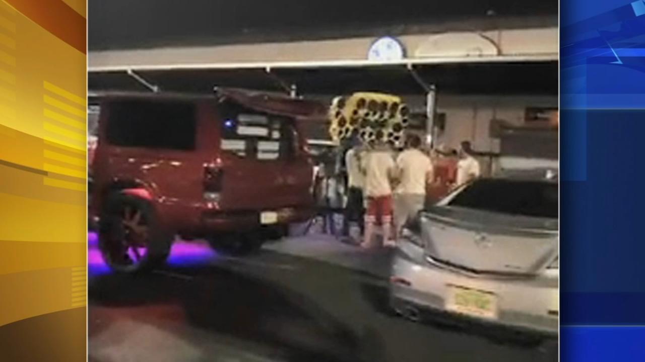 Loud music from South Philadelphia keeping residents awake in NJ
