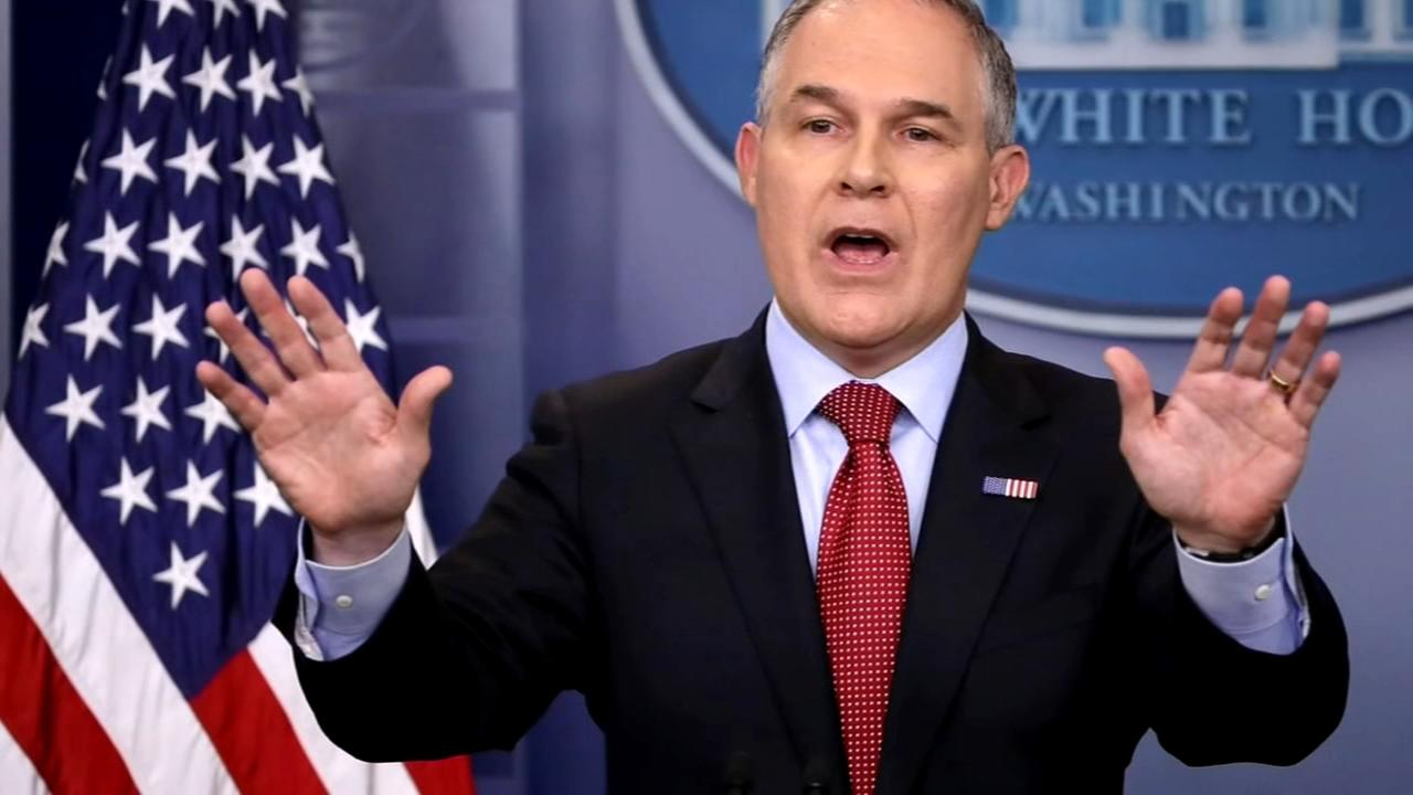 EPA Chief Scott Pruitt resigns amid scandals