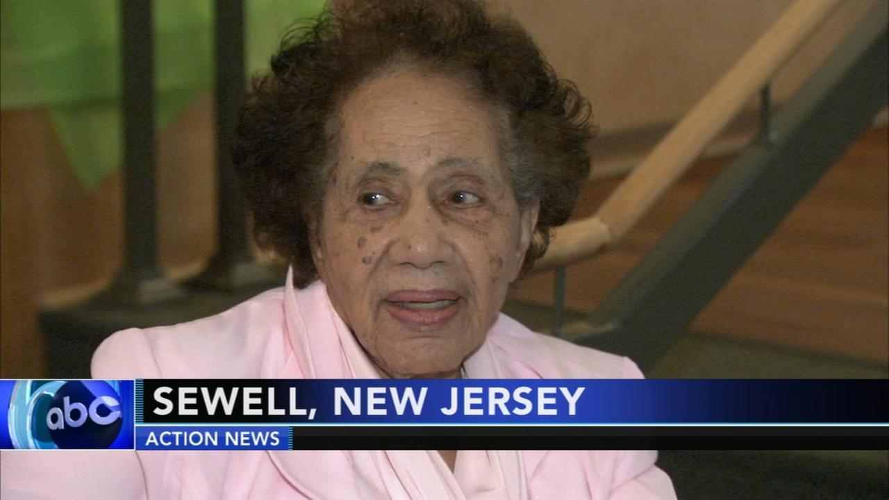 Gloucester County resident celebrates 100th birthday