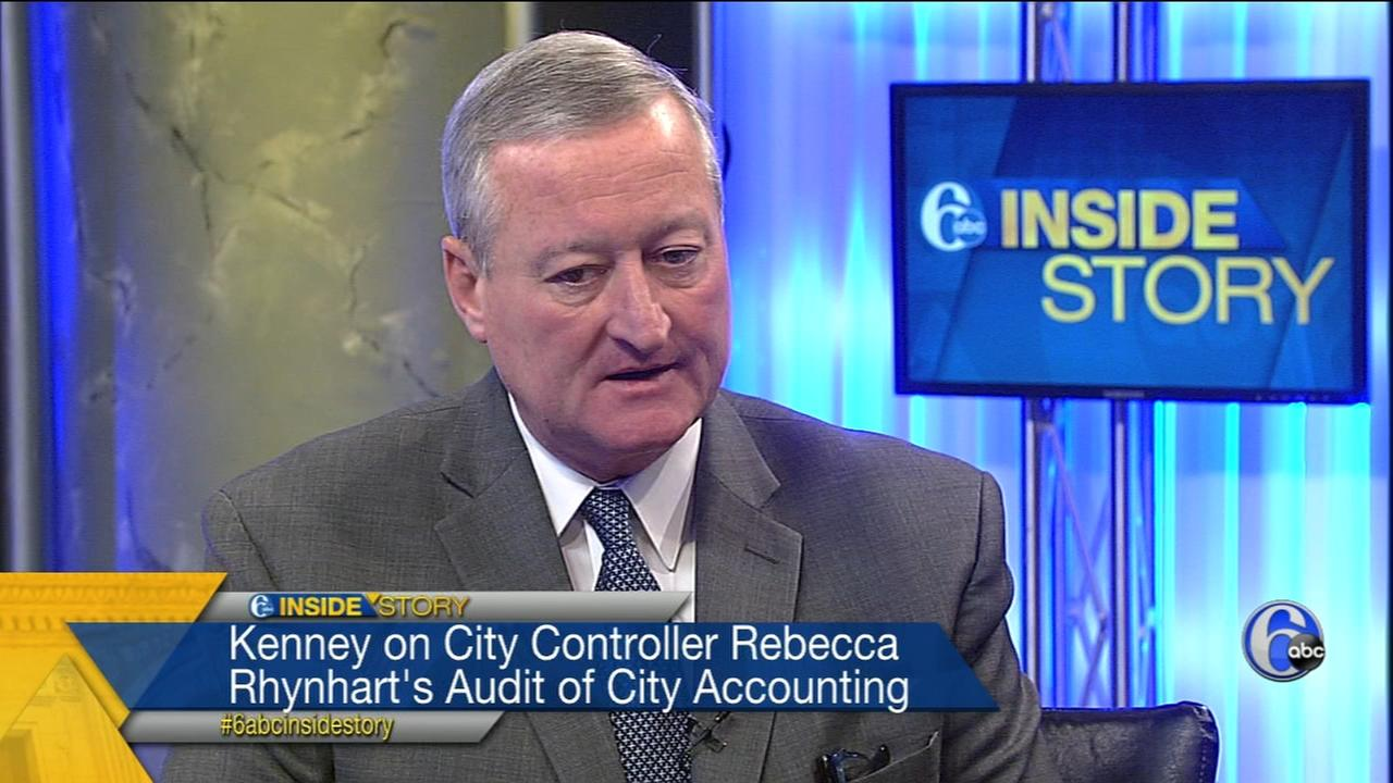 Inside Story (Pt. 1): Mayor Kenney responds to audit of city accounting