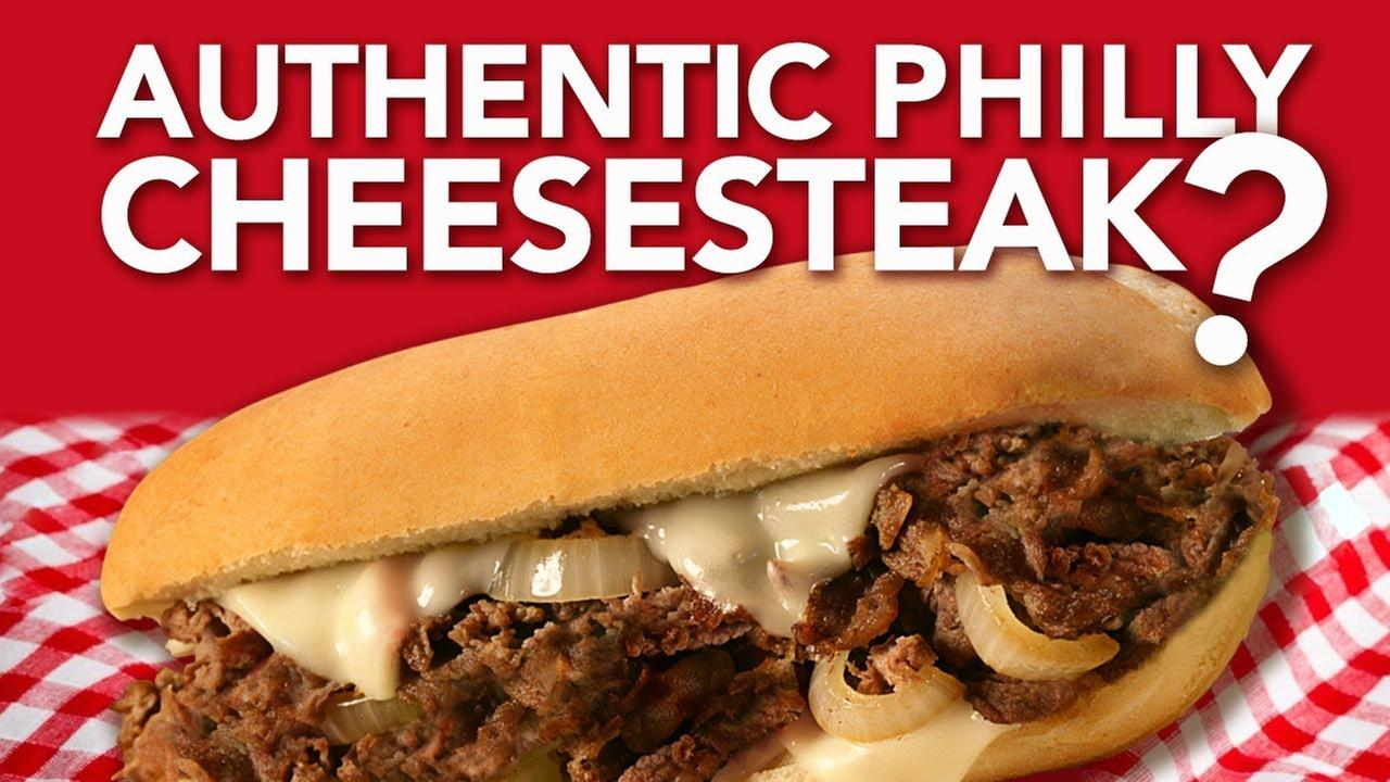 What makes a cheesesteak a cheesesteak?