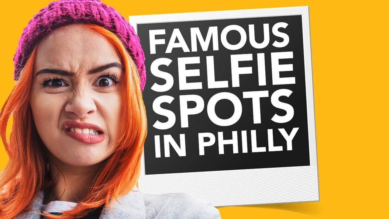 Here are some of the best Selfie Spots in Philadelphia