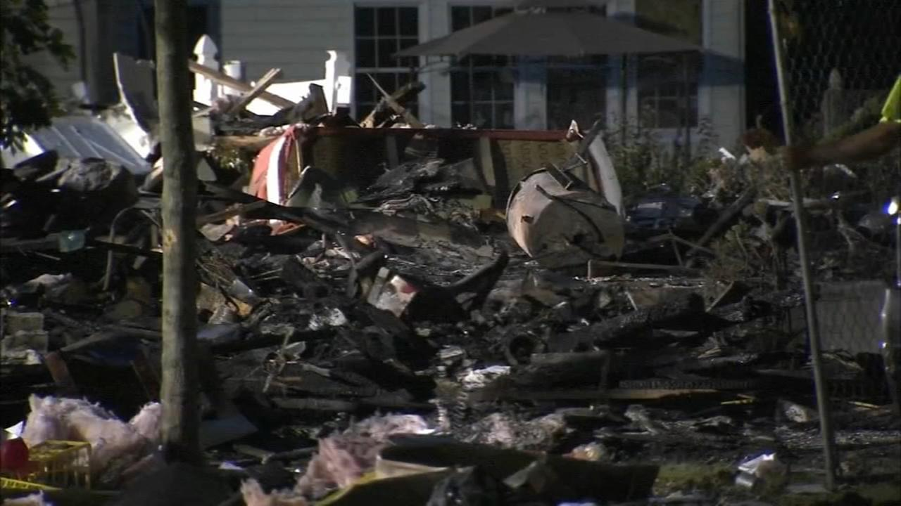 Couple killed in N.J. house explosion identified