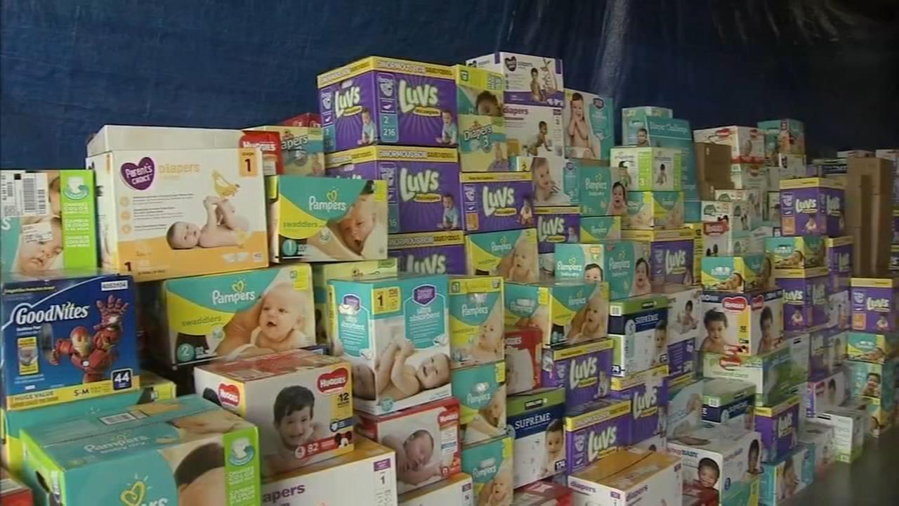 A N.J. organization makes us Proud by helping fill this often forgotten need for struggling families