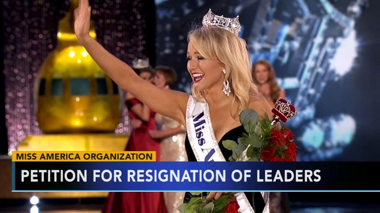 Factions in Miss America split over leadership, direction