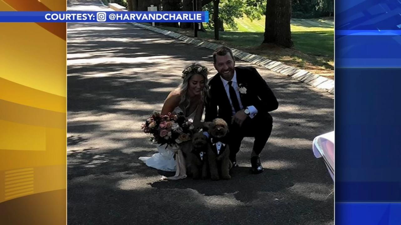 Claude Giroux gets married