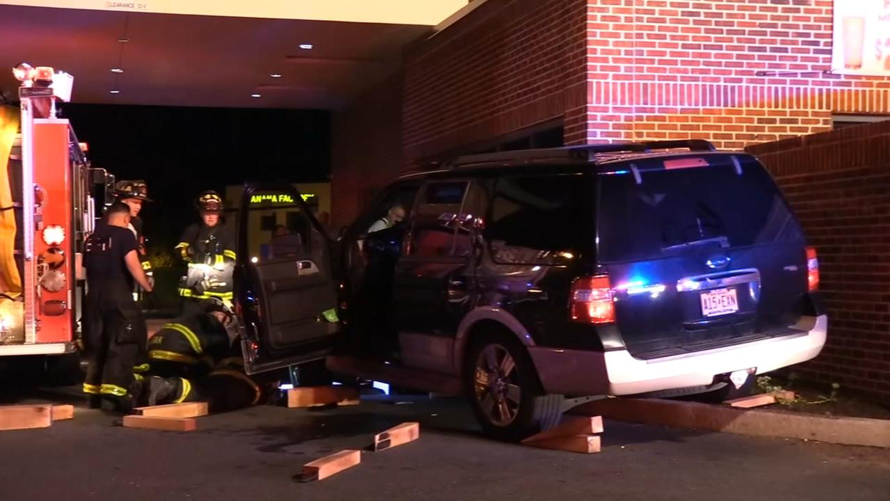 Woman hit by SUV in Bethlehem, Pa. parking lot