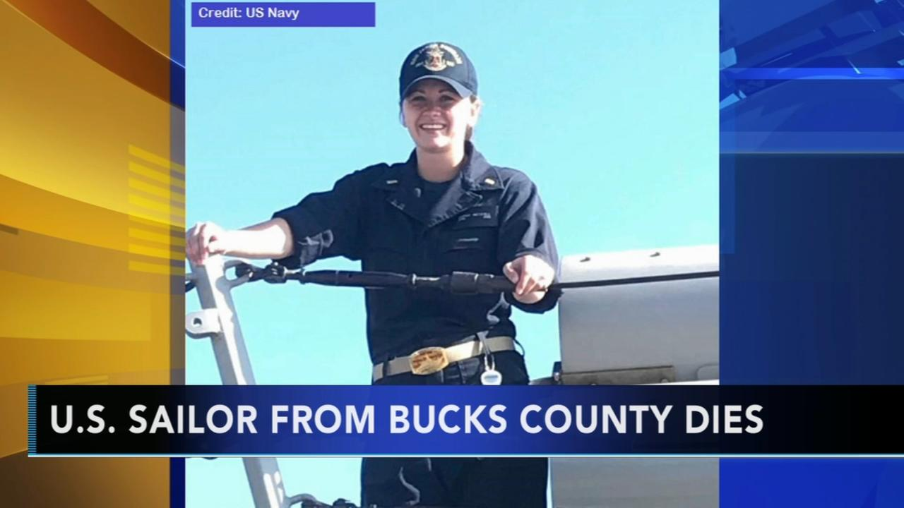 Sailor from Bucks County dies during Navy training exercise