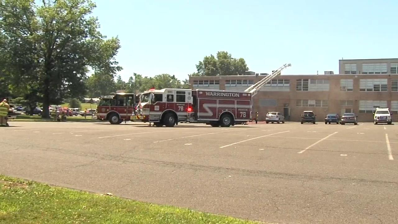 Small fire at Archbishop Wood High School
