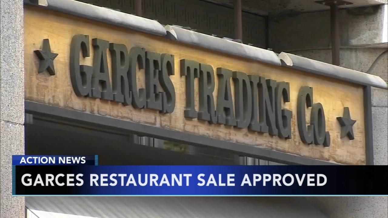 Garces restaurant sale approved