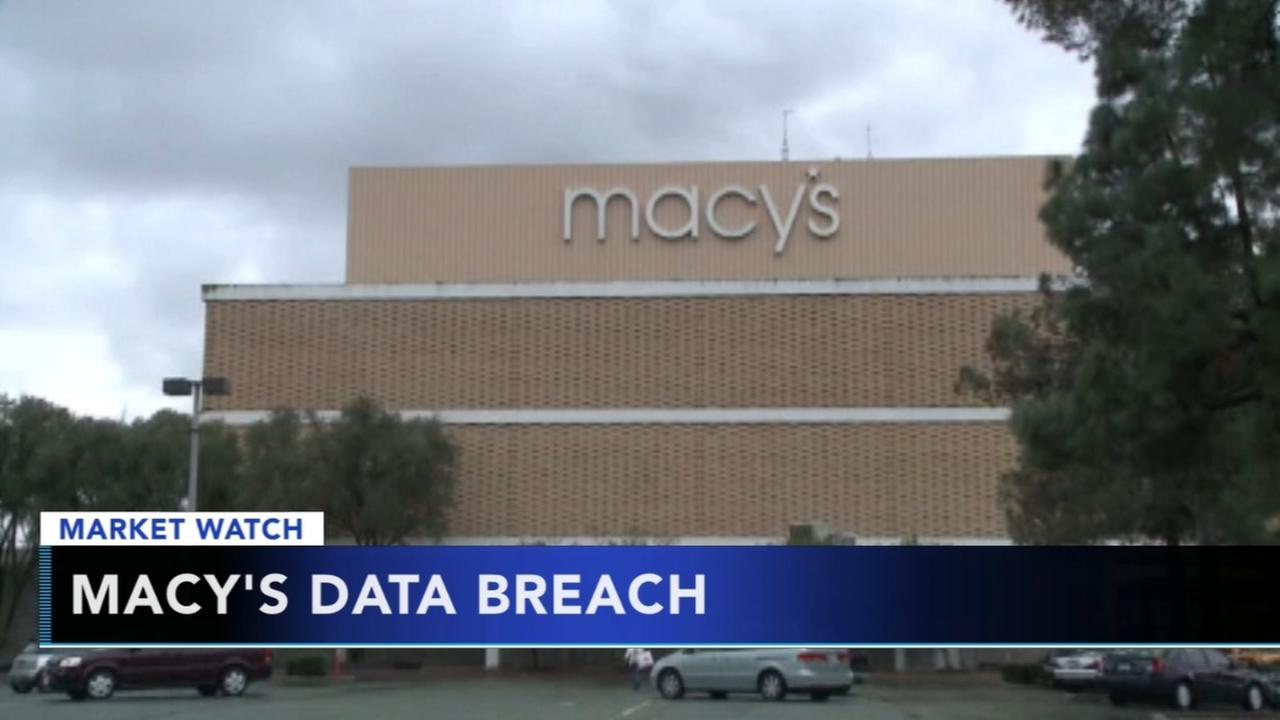 Macys reports data breach