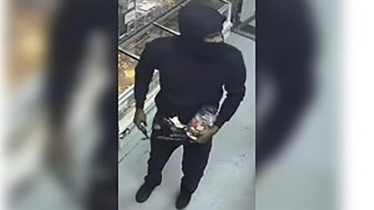 Police: Suspect sought for grocery store robbery in Logan