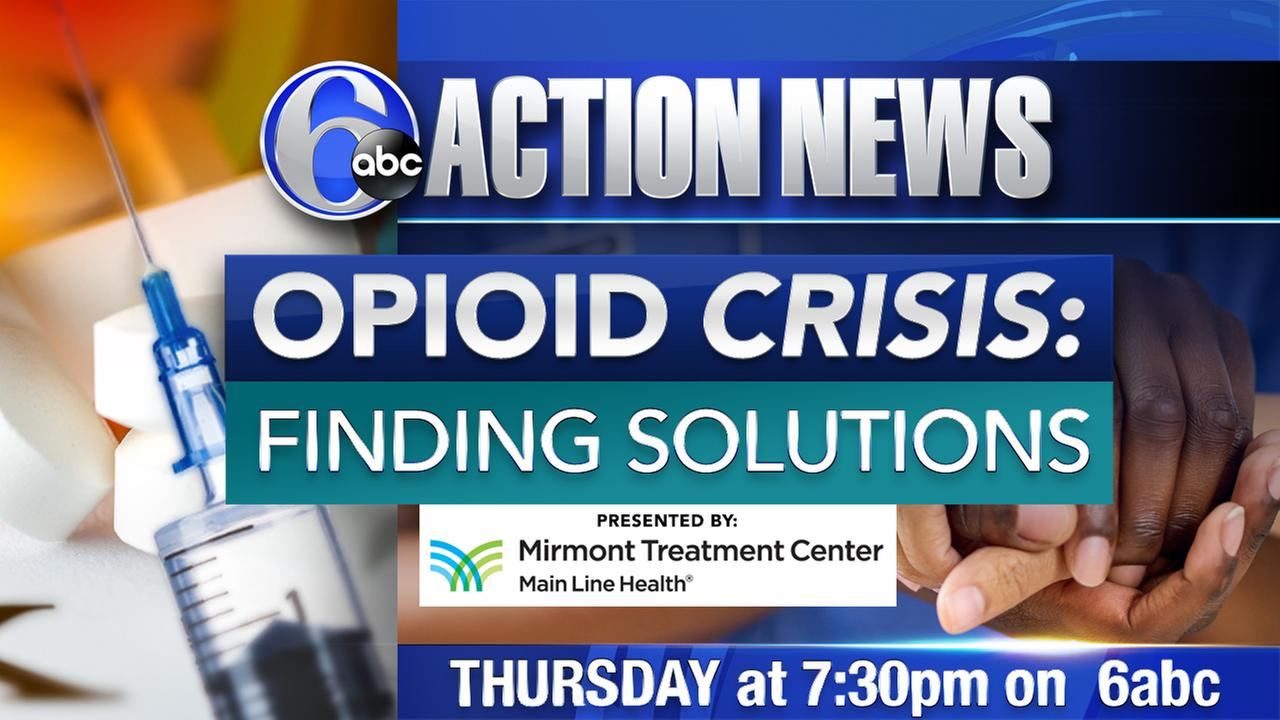 Opioid Crisis: Finding Solutions presented by Mirmont Treatment Center