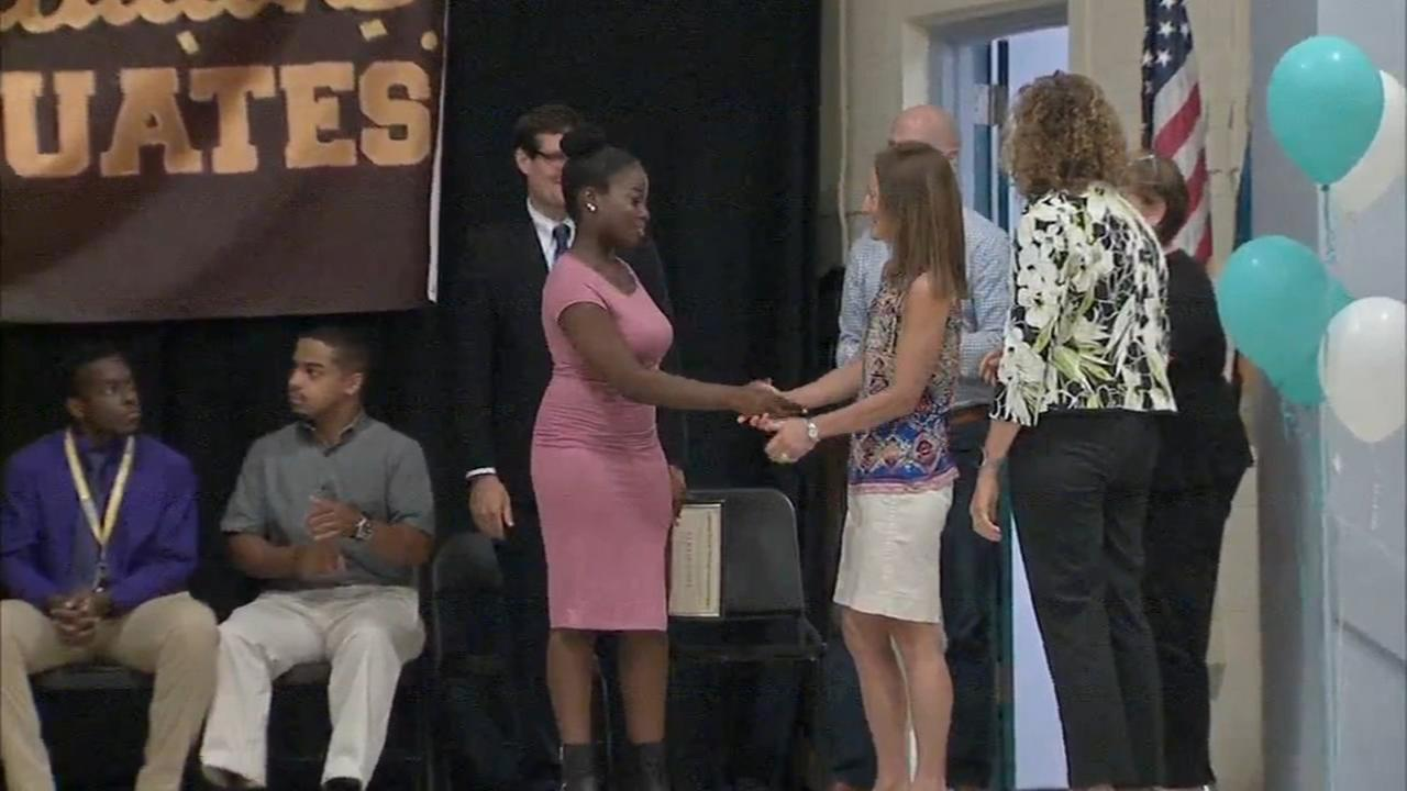 Special LYTE program graduation ceremony in Wilmington