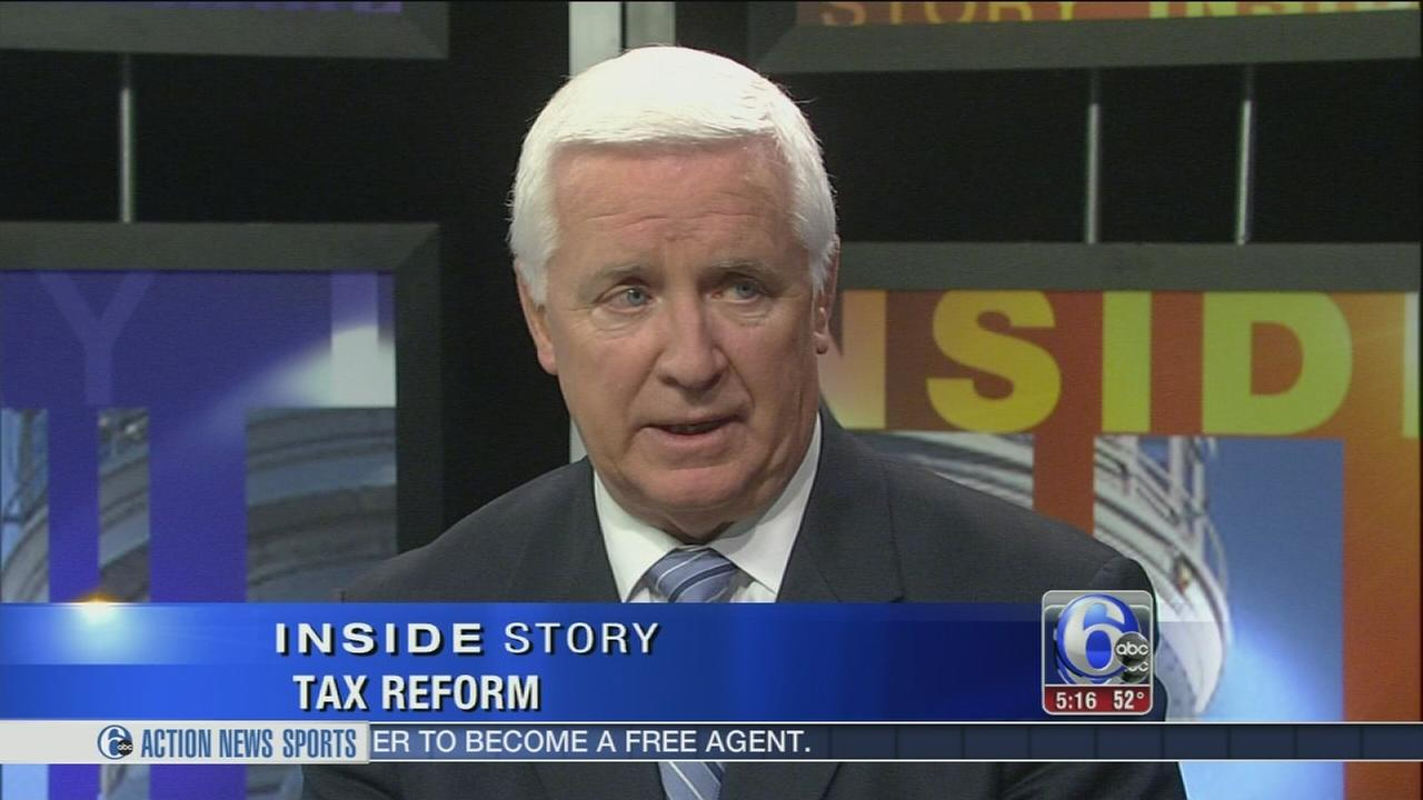 VIDEO: Pa. governor race: Profiling Tom Corbett