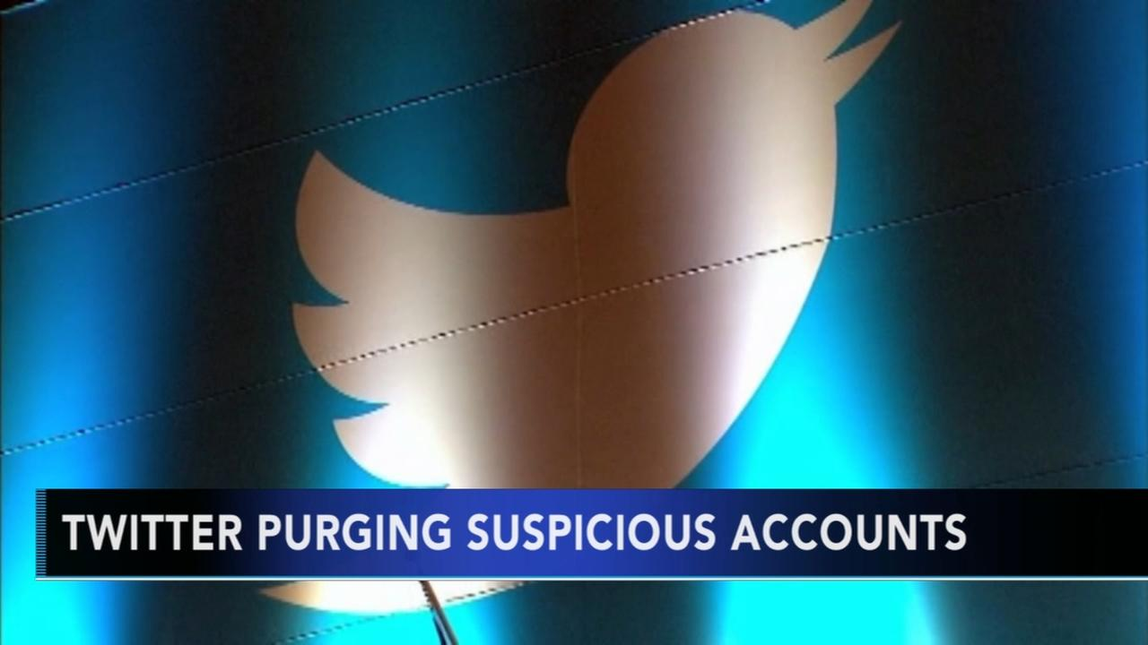 Twitter to purge suspicious and dormant accounts