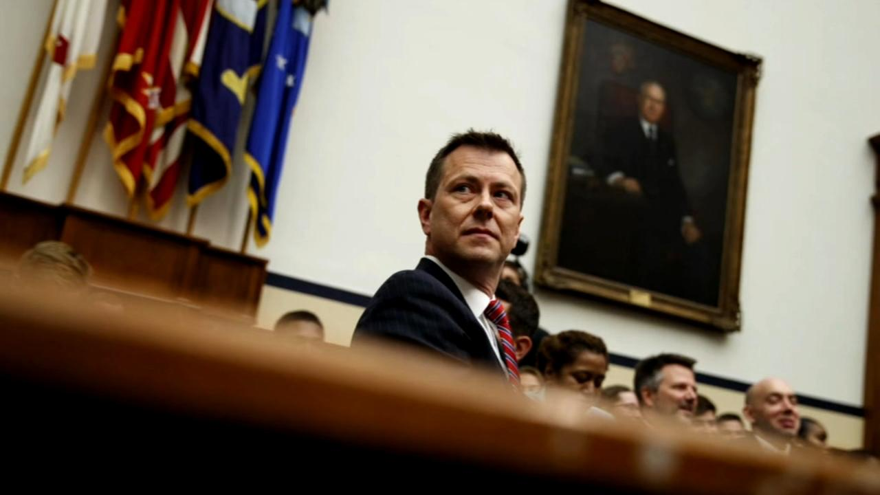 FBI agent clashes with GOP at hearing on Russia probe