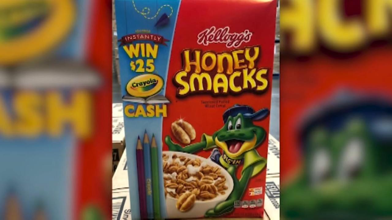 CDC links Honey Smacks, salmonella