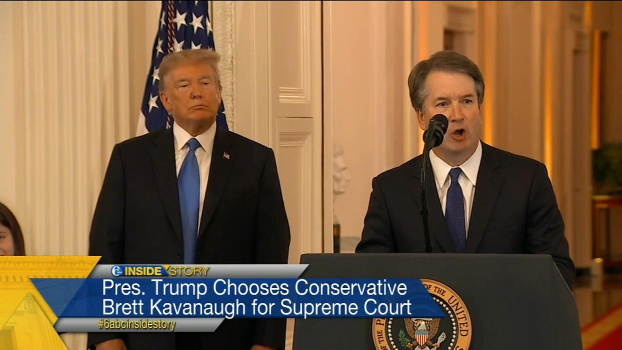 Inside Story (Pt. 1): President Trumps SCOTUS nominee
