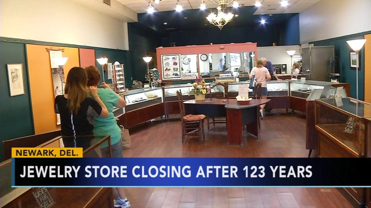 Minsters Jewelers to close its doors after 123 years