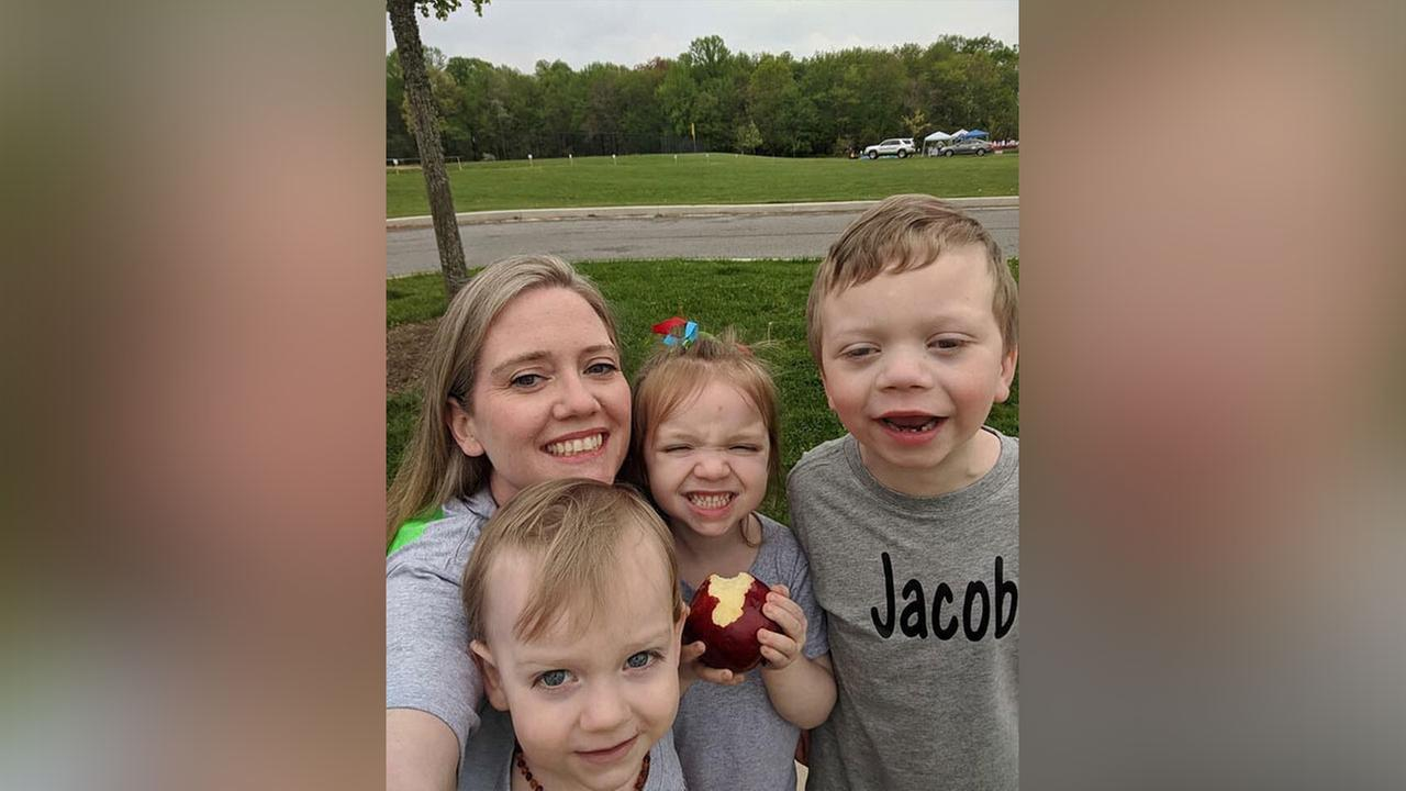 A Delaware mother found dead this week with her family is being remembered for her dedication to seeking a cure for a genetic condition that affected her oldest son.