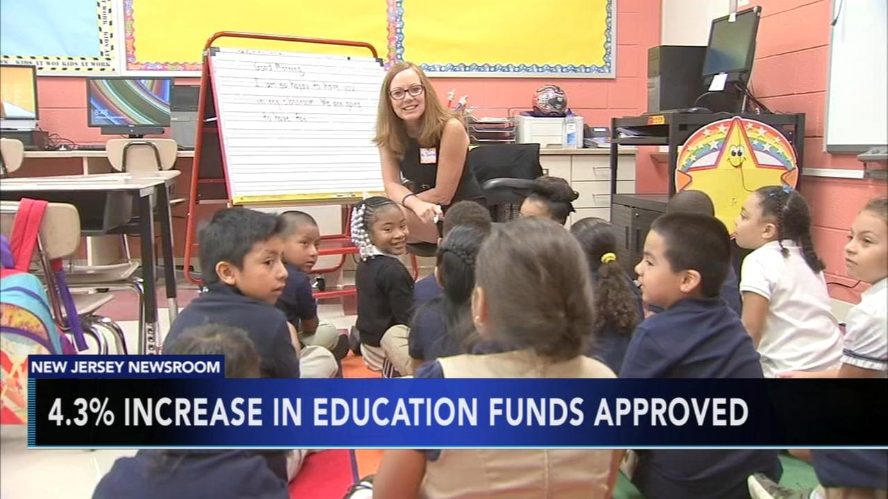 Murphy unveils details of 4.3 percent increase in school aid