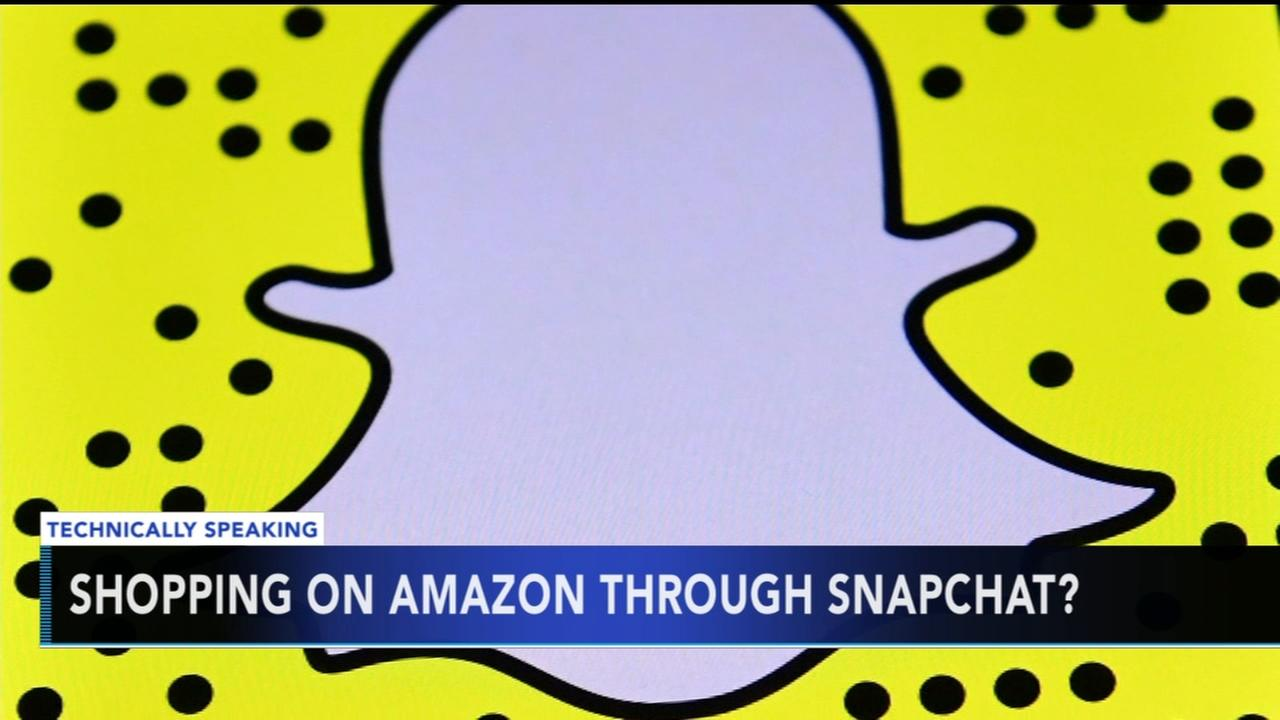 Amazon and Snapchat could be teaming up for visual search feature