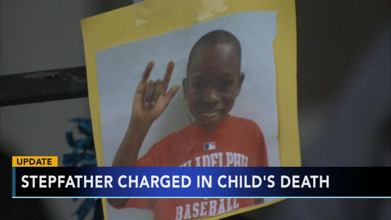 Stepfather of boy who died after allegedly hitting his head charged