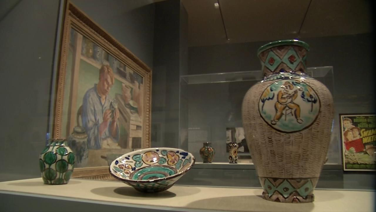 6abc Loves the Arts: Renoir: Father and Son at the Barnes Foundation