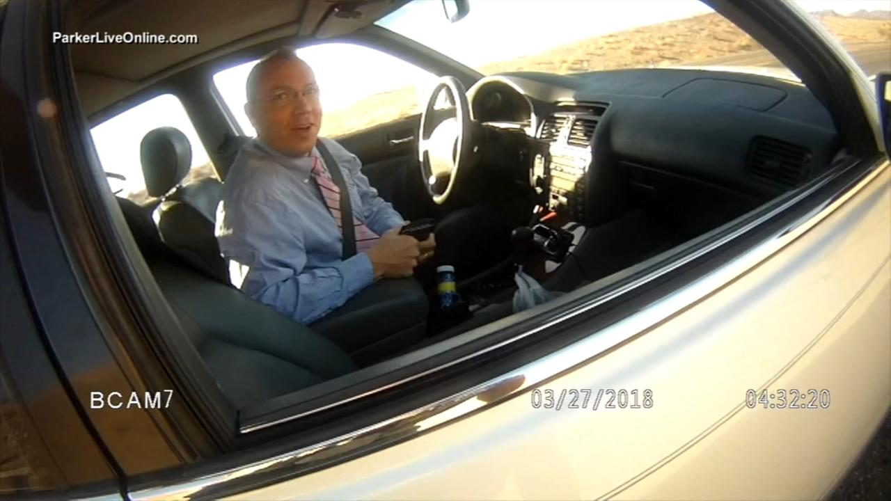 Congressman brags about speeding to officer during traffic stop