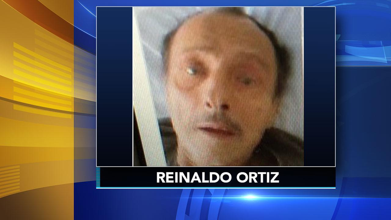 The Delaware State Police have issued a Gold Alert for Reinaldo Ortiz, and are seeking the publics assistance in locating him.