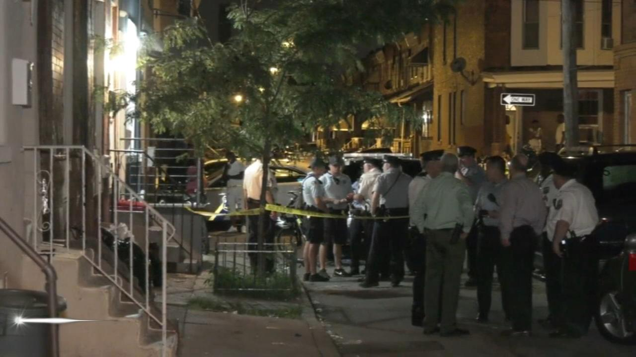 Police: Man killed after answering front door in S. Philadelphia