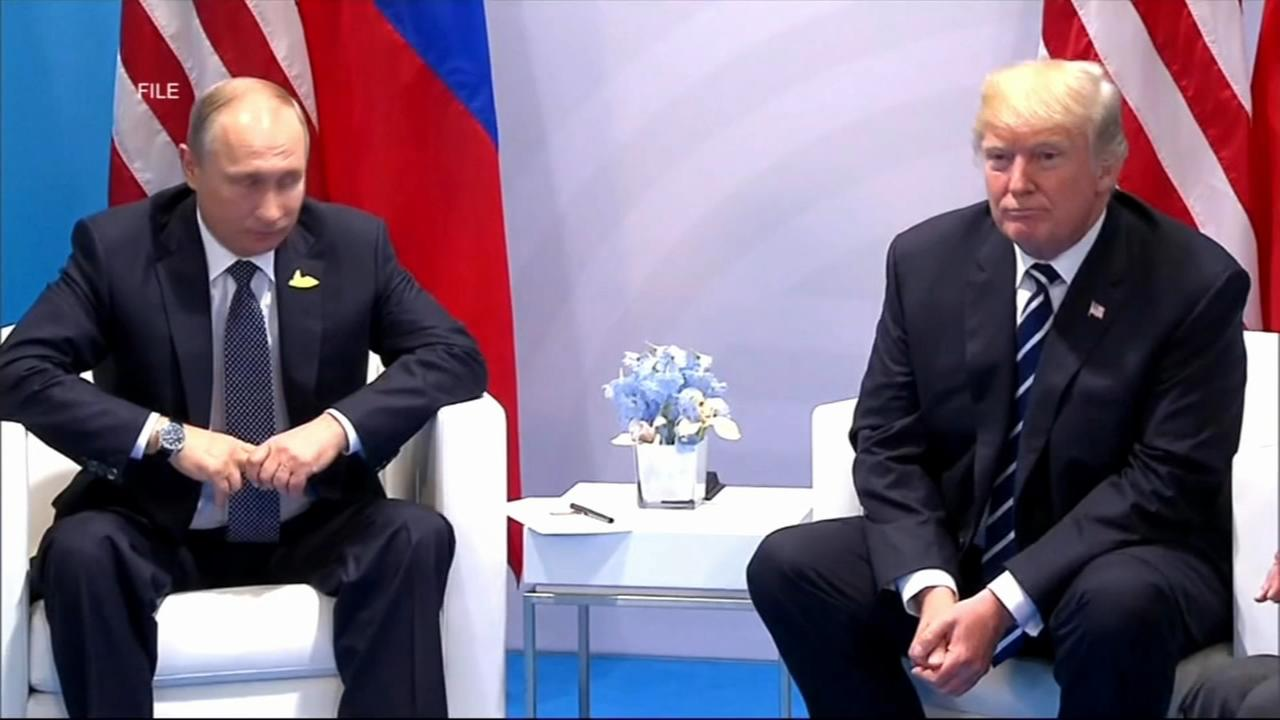 Trump-Putin going 1-on-1