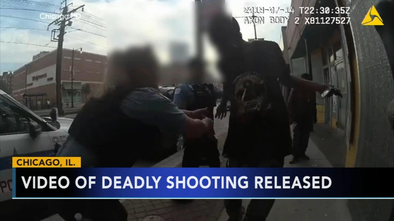 Video of deadly shooting released