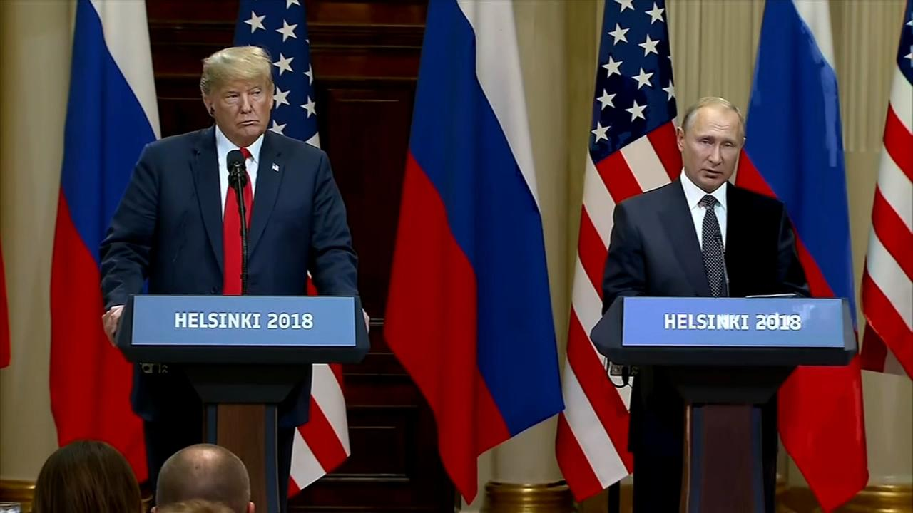 Trump sees no reason why Russia would meddle